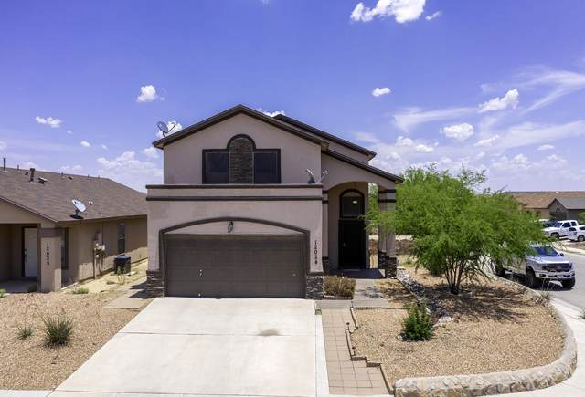 12024 Copper Mine Lane, El Paso, TX 79934 (MLS #849043) :: Red Yucca Group