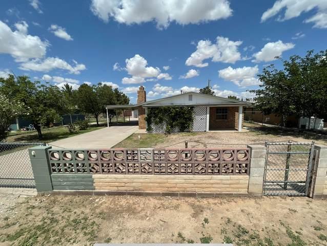 11471 Favila Road, Socorro, TX 79927 (MLS #849049) :: Red Yucca Group