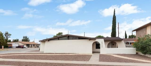 2317 Chaswood Street, El Paso, TX 79935 (MLS #849083) :: The Matt Rice Group