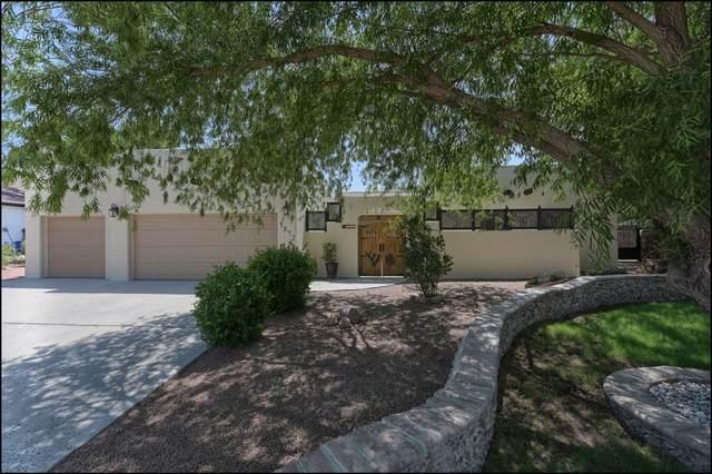 5872 Oscar Perez Avenue, El Paso, TX 79932 (MLS #849084) :: Red Yucca Group