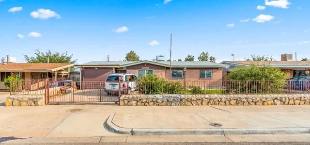 4916 Mcgregor, El Paso, TX 79904 (MLS #849091) :: Red Yucca Group