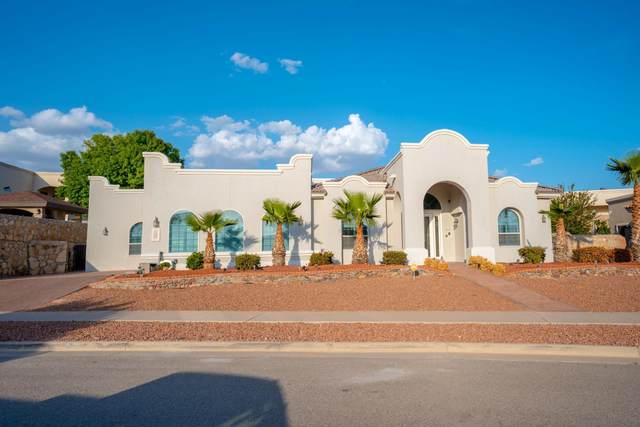 338 Quaker Ridge Drive, Horizon City, TX 79928 (MLS #849096) :: The Matt Rice Group