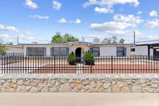 10561 Murphy Street, El Paso, TX 79924 (MLS #849098) :: Mario Ayala Real Estate Group