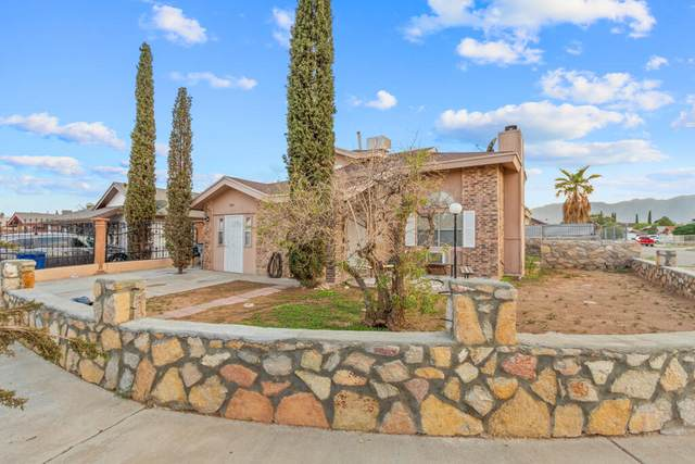 10961 Babe Ruth Street, El Paso, TX 79934 (MLS #849103) :: Red Yucca Group