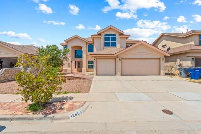 12454 Paseo De Cruz Court, El Paso, TX 79928 (MLS #849115) :: Jackie Stevens Real Estate Group