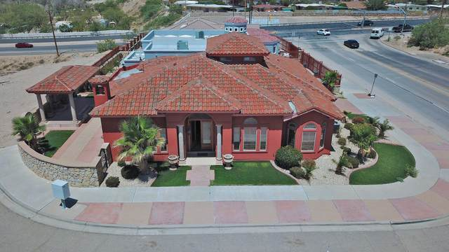 8404 Castner Drive, El Paso, TX 79907 (MLS #849121) :: Red Yucca Group