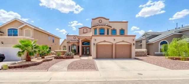 1325 Noble Path Place, El Paso, TX 79928 (MLS #849133) :: Preferred Closing Specialists