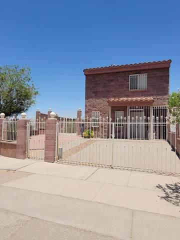 3638 Oasis Drive, El Paso, TX 79936 (MLS #849155) :: Jackie Stevens Real Estate Group