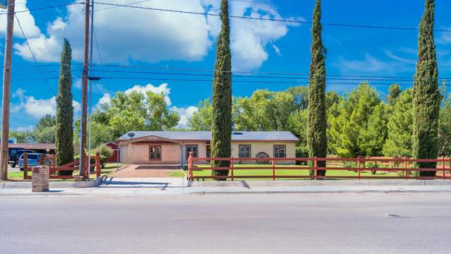 312 Mulberry Avenue, El Paso, TX 79932 (MLS #849165) :: Red Yucca Group