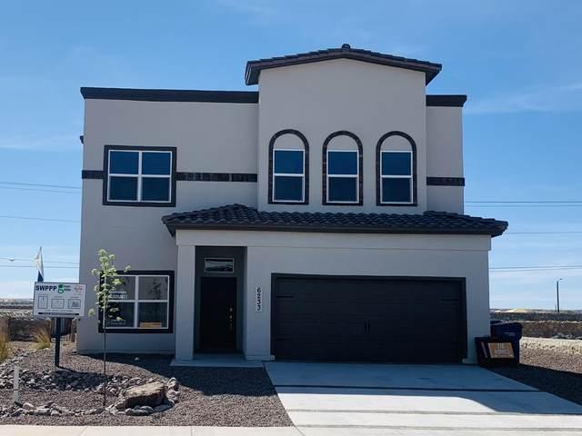 5120 Tahoe Place, Sunland Park, NM 88063 (MLS #849172) :: Summus Realty