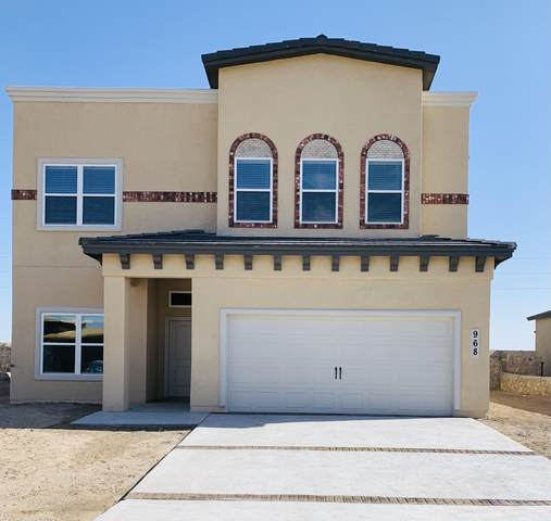 592 W Lassen Place, Sunland Park, NM 88063 (MLS #849179) :: Preferred Closing Specialists