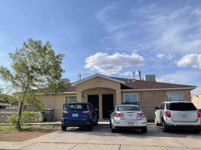 3601 Keltner Avenue, El Paso, TX 79904 (MLS #849180) :: Jackie Stevens Real Estate Group