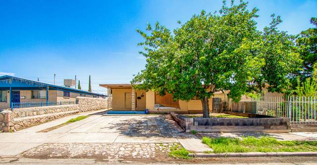 6225 E Yandell Drive, El Paso, TX 79905 (MLS #849186) :: The Purple House Real Estate Group