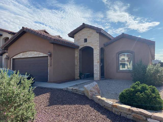 3170 Red Maple Dr, El Paso, TX 79938 (MLS #849201) :: Red Yucca Group