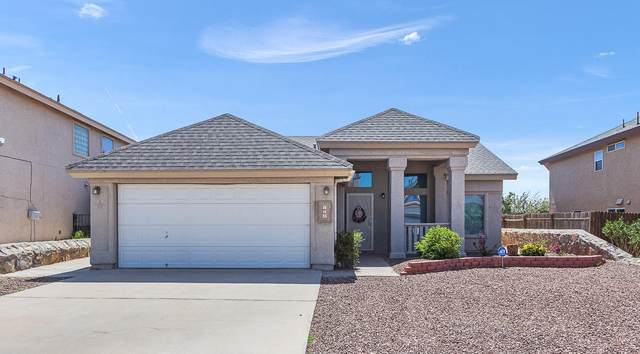 418 Oakhurst Lane, El Paso, TX 79928 (MLS #849204) :: Red Yucca Group