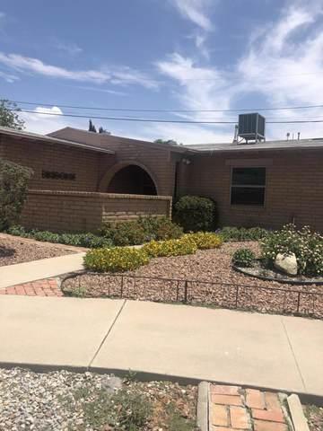 735 De Leon Drive, El Paso, TX 79912 (MLS #849207) :: The Purple House Real Estate Group
