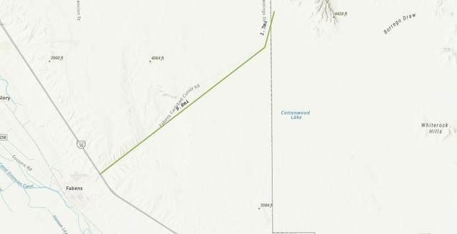 TBD Tbd, Sierra Blanca, TX 79851 (MLS #849223) :: Preferred Closing Specialists