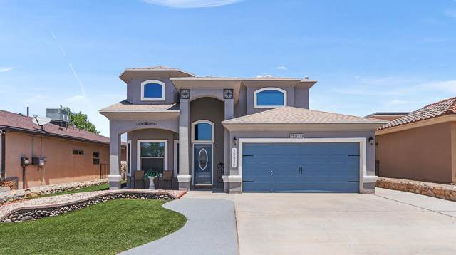 12849 Cozy Cove Avenue, El Paso, TX 79938 (MLS #849225) :: Red Yucca Group