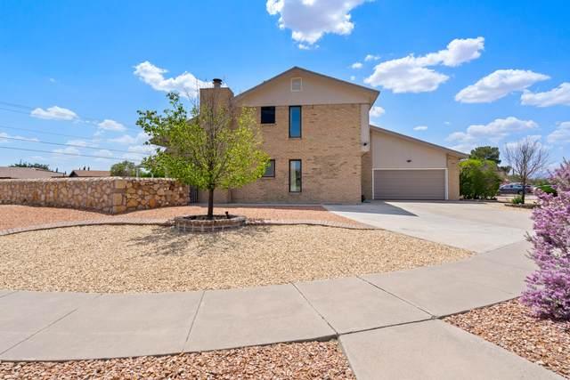 10660 Jetrock Drive, El Paso, TX 79935 (MLS #849228) :: Preferred Closing Specialists