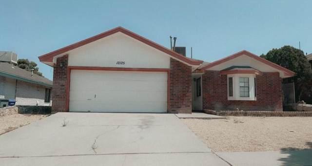 12125 Goya Ct Court, El Paso, TX 79936 (MLS #849231) :: Red Yucca Group