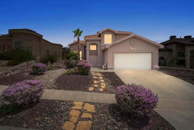 6076 Los Pueblos Drive, El Paso, TX 79912 (MLS #849242) :: Red Yucca Group