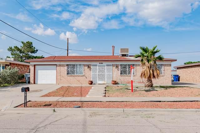 8290 Valle Alegre Drive, El Paso, TX 79907 (MLS #849248) :: Summus Realty