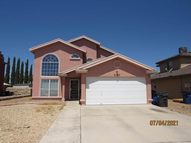 3137 Tierra Cuervo Drive, El Paso, TX 79938 (MLS #849250) :: Summus Realty