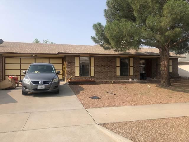 11208 Signal Ridge Drive, El Paso, TX 79936 (MLS #849251) :: Preferred Closing Specialists