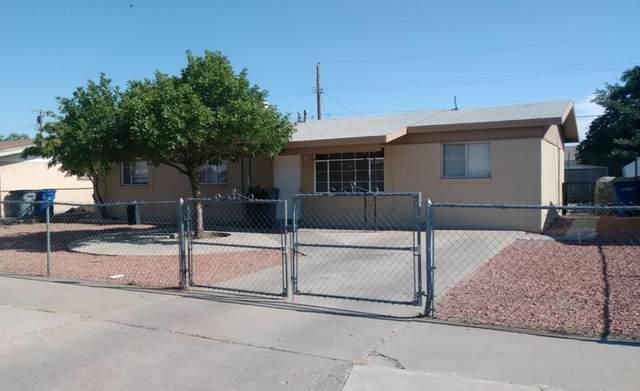 5628 Arrowhead Drive, El Paso, TX 79924 (MLS #849252) :: Red Yucca Group