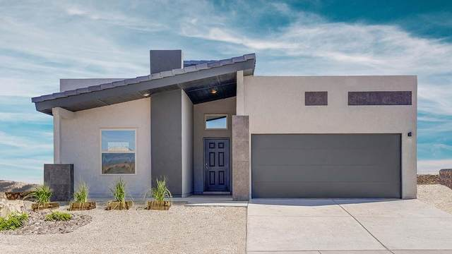 12833 Methley, Horizon City, TX 79928 (MLS #849264) :: Red Yucca Group