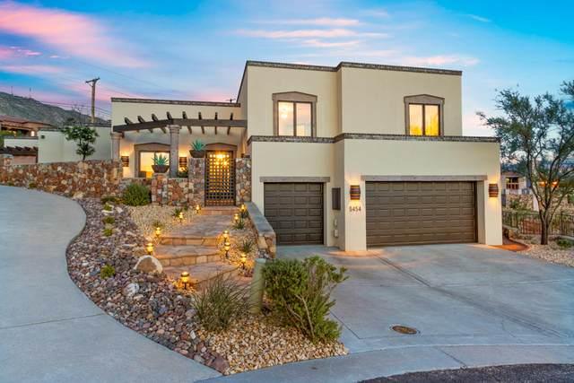 5454 Copper Cloud Creek, El Paso, TX 79912 (MLS #849272) :: Red Yucca Group