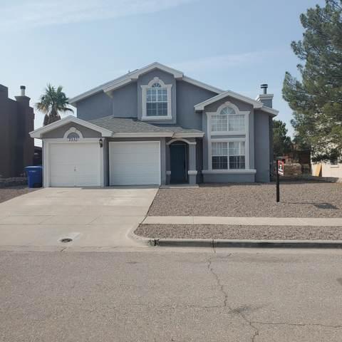 7332 Desierto Azul Drive, El Paso, TX 79912 (MLS #849282) :: Red Yucca Group