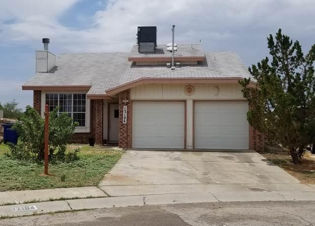 12104 Saint Jude Avenue, El Paso, TX 79936 (MLS #849285) :: Mario Ayala Real Estate Group