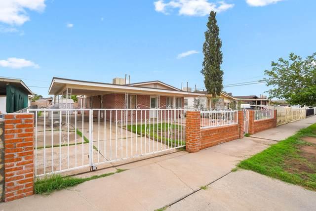214 Papaya Street, El Paso, TX 79915 (MLS #849293) :: Preferred Closing Specialists