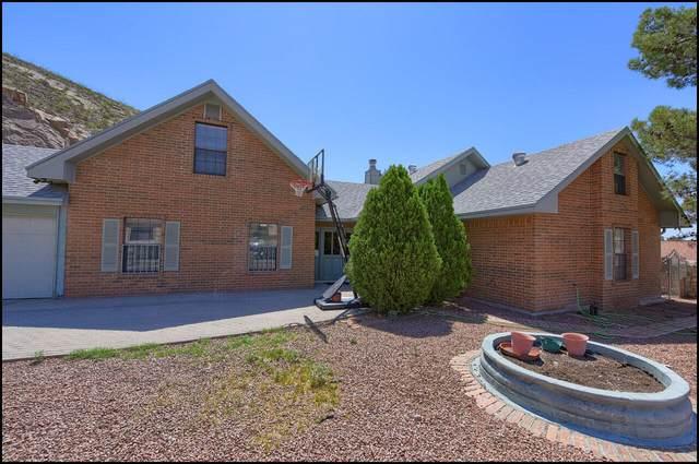 1808 Gurss Place, El Paso, TX 79902 (MLS #849295) :: Preferred Closing Specialists