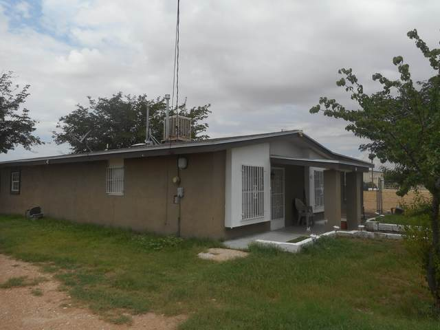 4211 Square Dance Road, El Paso, TX 79938 (MLS #849300) :: Red Yucca Group