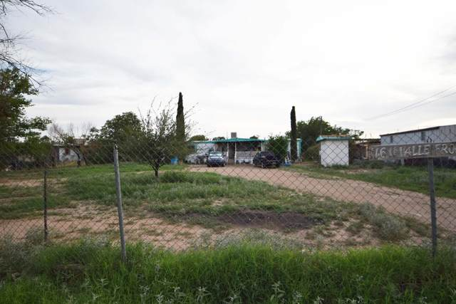 11611 Valle Frondoso Road, Socorro, TX 79927 (MLS #849309) :: Red Yucca Group