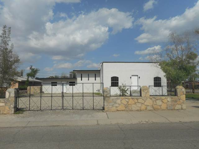 186 S Collingsworth Street, El Paso, TX 79905 (MLS #849310) :: The Purple House Real Estate Group