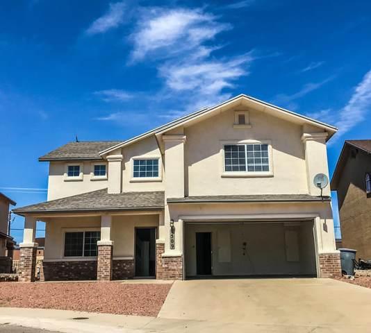 1509 Aloe Vera Lane, El Paso, TX 79912 (MLS #849313) :: Preferred Closing Specialists