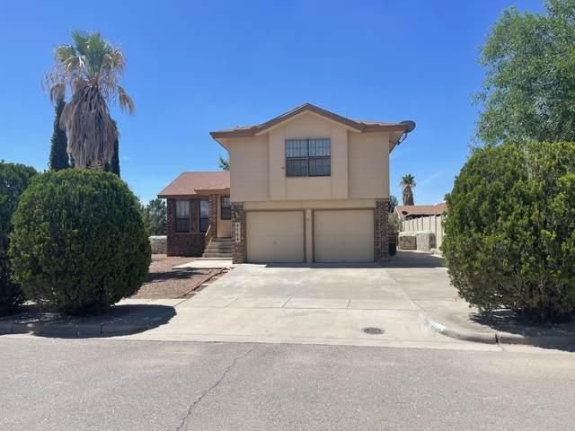 4764 Loma De Cobre Drive, El Paso, TX 79934 (MLS #849320) :: Red Yucca Group