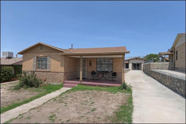 5107 Raymond Jays Road, El Paso, TX 79903 (MLS #849324) :: Jackie Stevens Real Estate Group
