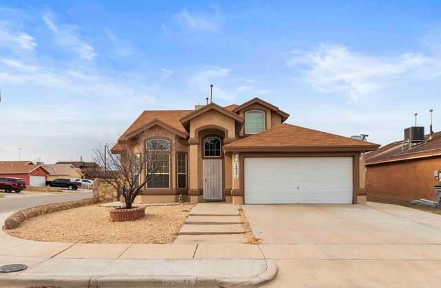 12221 Tiera Inca Drive, El Paso, TX 79938 (MLS #849325) :: Preferred Closing Specialists