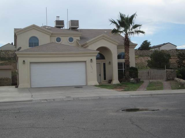 3645 W. Vitex Circle, El Paso, TX 79936 (MLS #849326) :: Red Yucca Group