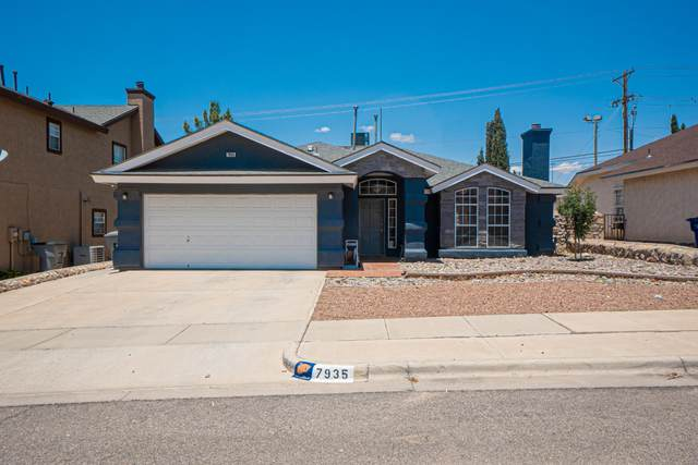 7935 Night Fall Place, El Paso, TX 79932 (MLS #849327) :: Red Yucca Group