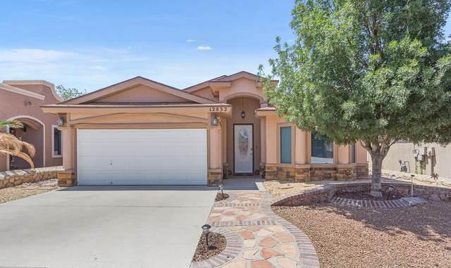 12832 Cozy Cove Avenue, El Paso, TX 79938 (MLS #849332) :: Jackie Stevens Real Estate Group