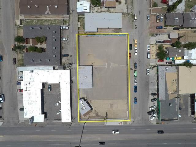 6029 Dyer Street, El Paso, TX 79904 (MLS #849334) :: Jackie Stevens Real Estate Group