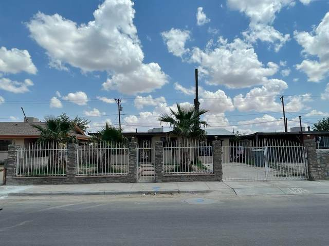 7417 Mimosa Avenue, El Paso, TX 79915 (MLS #849338) :: Preferred Closing Specialists