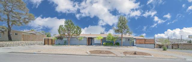 3720 Greenwich Drive, El Paso, TX 79902 (MLS #849340) :: Preferred Closing Specialists