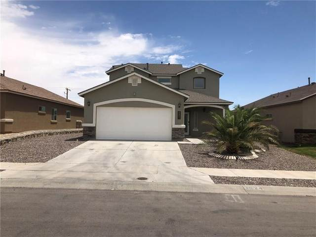 3824 Loma Jacinto, El Paso, TX 79938 (MLS #849343) :: Red Yucca Group