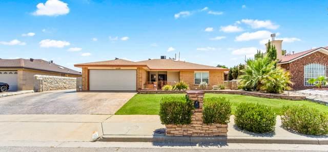 11528 James Grant Dr., El Paso, TX 79936 (MLS #849346) :: Red Yucca Group